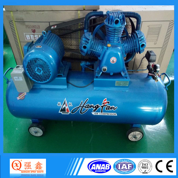 Spray Booth Usage AC Power Air Compressor