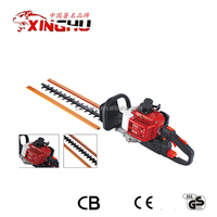 Double-pole Hedge Trimmer of China Professional Garden Machine XH-DA-HT600 with Gasonline