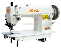 JY0318 high-speed heavy duty top and buttom feed lockstitch industrial sewing machine