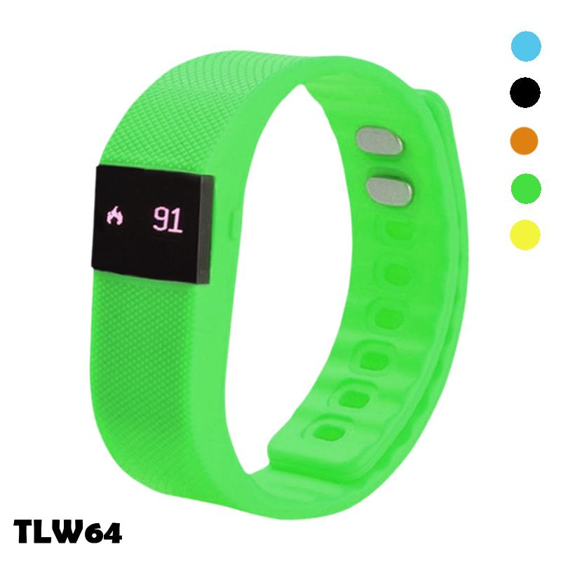 2017 hot model activity tracker fit bit step counter IP66 waterproof smart sport bracelet for Android&IOS system health watch
