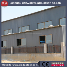 Prefabricated steel structure factory low-cost steel structure pre-made construction steel structure