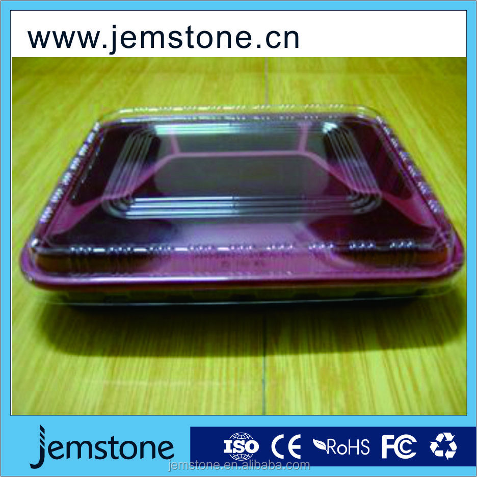 air freshener container plastic /plastic folding food tray