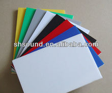 Sound high quality PVC composite board