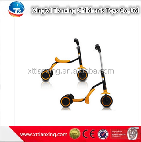 2015 Alibaba Expressar wholesale new products three wheel kick scooter with pedal for sale