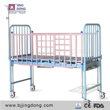 2013 New design ANGEL Series stainless steel pediatric children hospital crib bed