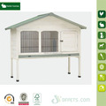 farm poultry Rabbit Hutch Small Pet Wooden House for indoor/outdoor use