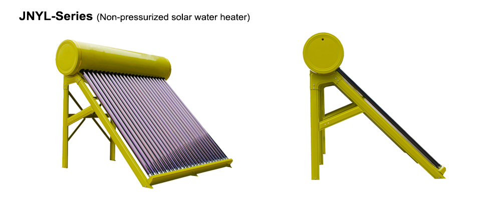 150L Solar energy water heater