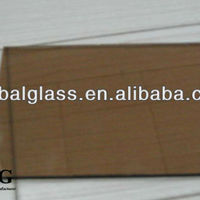 High Quality 5mm Glass Bronze Reflective
