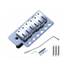 Electric guitar tremolo bridge for sale 6 String Roller Saddle Electric Guitar Tremolo for St Guitar
