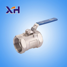 DN15 1PC type ball valve with internal thread