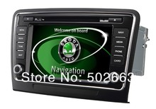 Hot sale Skoda Superb car DVD, car audio, car radio GPS player