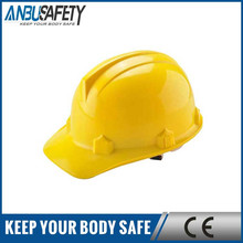Plastic safety helmet with face shield made in China