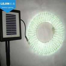 Easter Day white solar powered led rope lights For wholesales indoor decoration