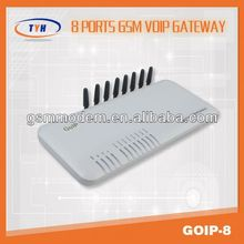 8 port gsm voip gateway,multi-port gsm gateway for call terminal/imei change software