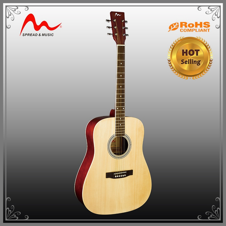 OEM manufacture best acoustic guitars with fast delivery