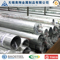 manufacturer for the 2016 the most popular and wanted cold/hot rolled stainless steel pipe/tube
