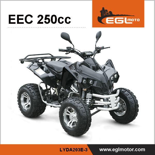 EEC Safe Four Wheeler 250cc Quad Bike