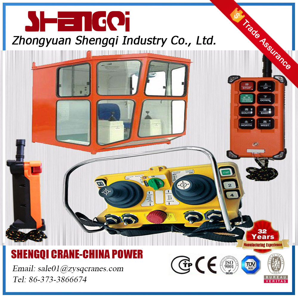 Light Duty Lift Equipment Used Remote Control