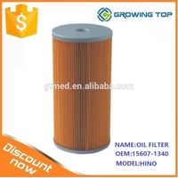 Automotive Replacement Engine Oil Filter15607-1340 15607-1580 15607-2160