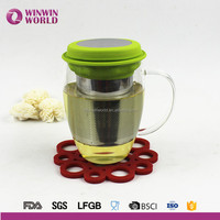 Reusable Fashionable Perfect Special Wholesale Drinking Glass