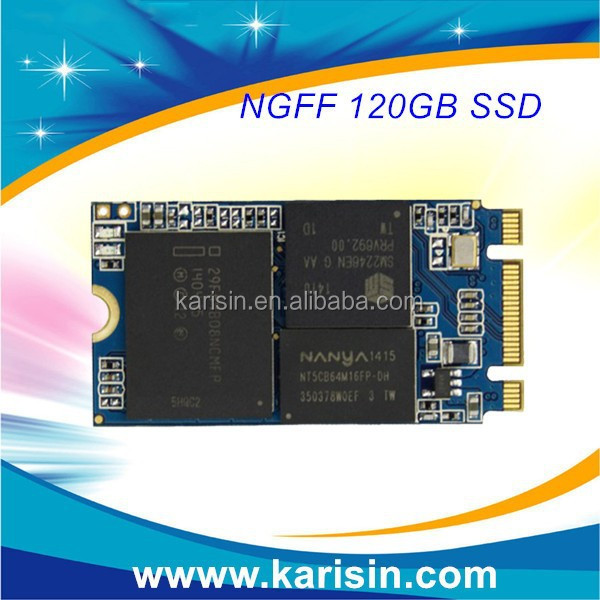 NGff 120gb ssd M2 ssd harddisk for macbook air ssd