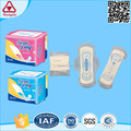 SGS Hot sale sanitary napkin with negative ion philippines