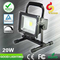 20W dimmable Led flood light for Infrastructure, Utilities, Search and Rescue