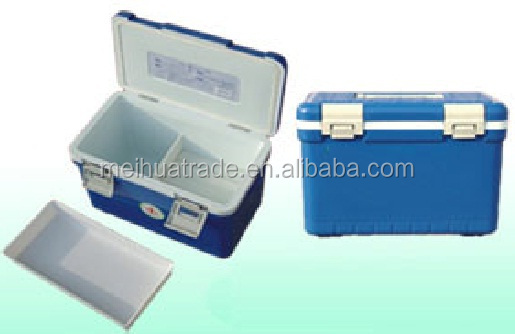 BIOBASE 2-8 degree blood vaccine transport mini Portable Refrigerator