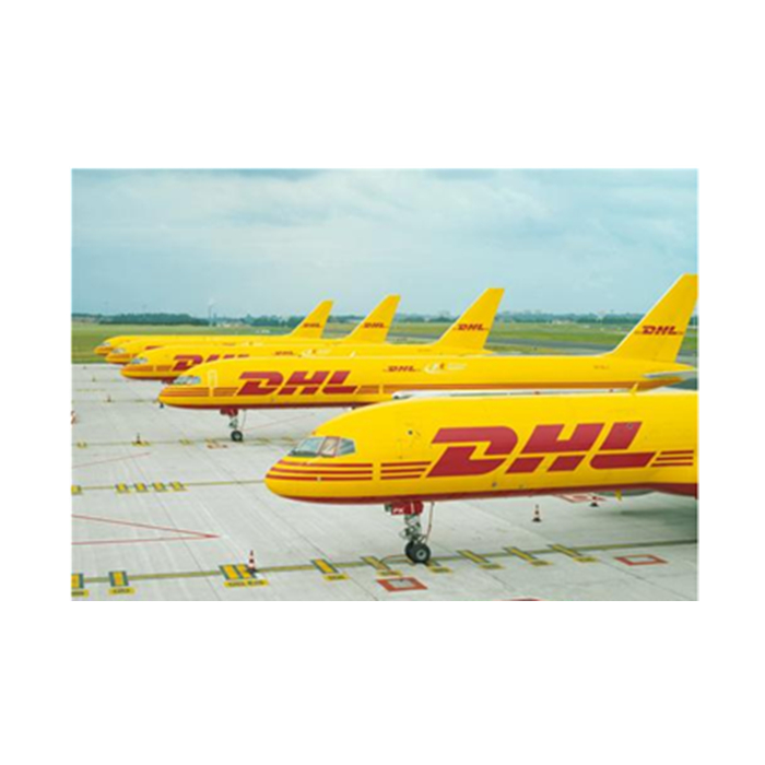 express shipment delivery by DHL from Shenzhen to Barcelona