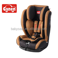 Attractive design ,E4 certification baby car seat with ECE R44/04 certification (group 1+2+3, 9-36kg)