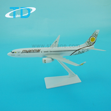 Boeing B737-800 1/200 19cm customized model miniature aeroplane