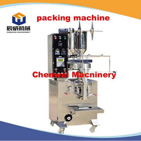 Small Scale Vacuum Potato Chips Packaging Machine