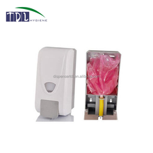 Plastic 800ml Foam or Liquid Soap Dispenser