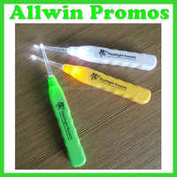 LED Flashlight Earpick With Logo