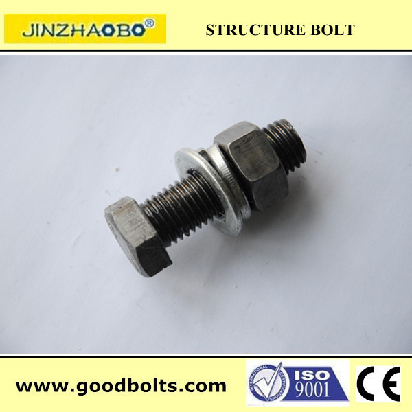 "3/4"" ASTM A325 Heavy Hex Structural Bolt"