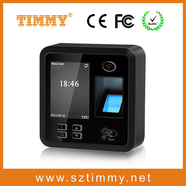fingerprint keypad recognition time attendance access control system(TFS28)