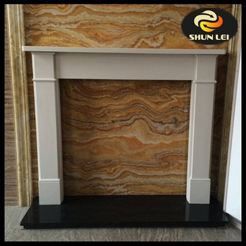 Antique White Marble Fireplace Mantel Surround Buy