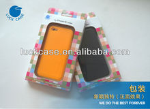 For iphone 5C silicone mobile phone accessories