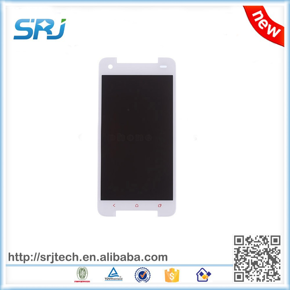 Manufacturer Wholesale High Quality For HTC Butterfly S LCD Display White