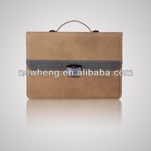handbag pouch leather case for ipad mini 1 2 3