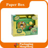 Baby Toy Paper PVC Window Packaging