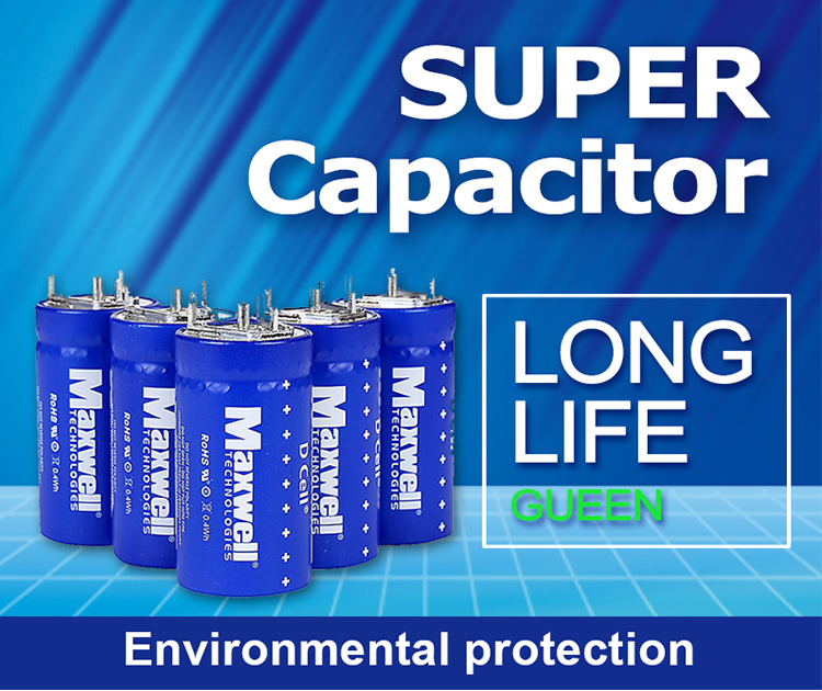 capacitor battery 16v 83f super capacitor