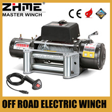 4wd 4x4 off road 12000lbs power winch with IP68