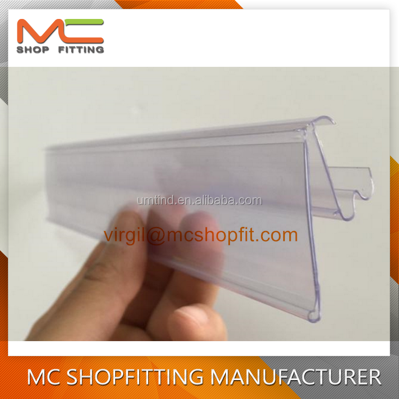 Mini Sign Display Holder Price Card Tag Label Stand acrylic price tag holder