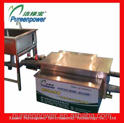 High quality and Competitive Price Automatic Non-powered Grease Trap for Kitchens