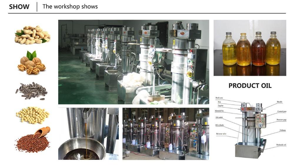 most popular hydraulic oil press machine