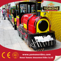 Amusement Park visiting electric train tourism for sale