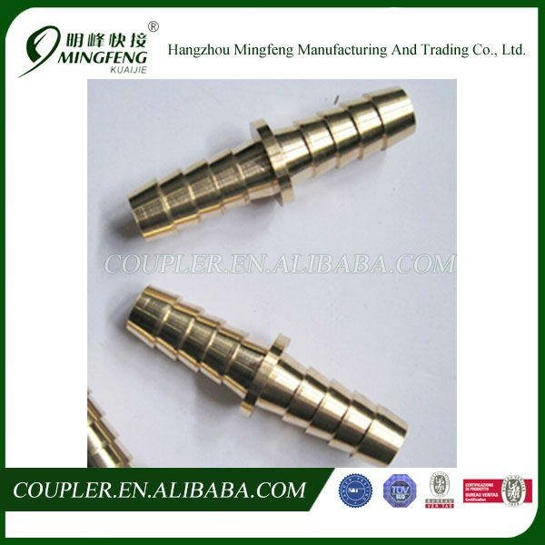 Double Hose Stainless Steel Threaded Pipe Fittings
