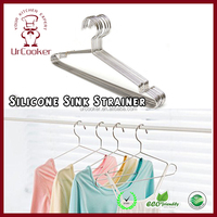 Alibaba china suppliers lightweight fashion clothes hanger factory,dry hanger