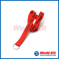 Customized Printed Polyster Lanyards